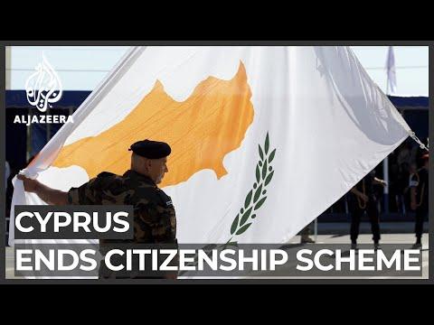 Cyprus ends citizenship through investment scheme