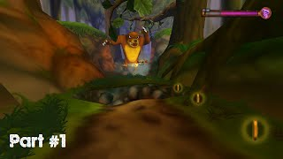 Kao Challengers PSP - Crash Bandicoot ? - Part 1