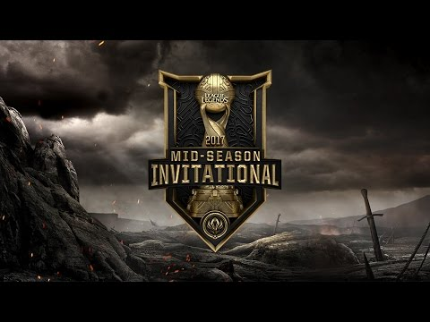 2017 Mid-Season Invitational: Group Stage Day 1