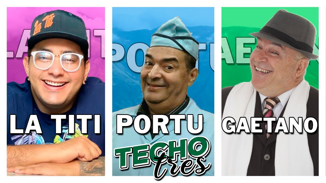 EL PORTU 🇵🇹 VUELVE A TECHO TRES. EP25