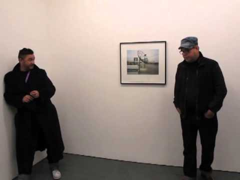 Jamie Robinson in conversation with Peter Fillingham