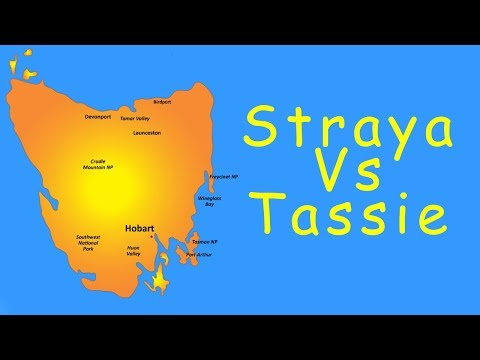 Everything Wrong With Tasmania in 60 Seconds