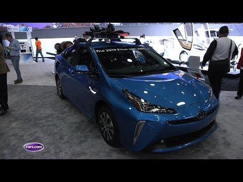 2019 Toyota Prius AWD-e: First Impressions – Cars.com
