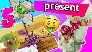 Prezenty za 5 zł   pomysły na proste prezenty urodzinowe