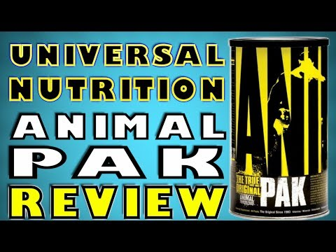 Animal Pak By Universal Nutrition