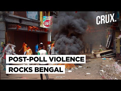 Post Poll Violence Hits Bengal, PM Modi Expresses Anguish & MHA Seeks Report