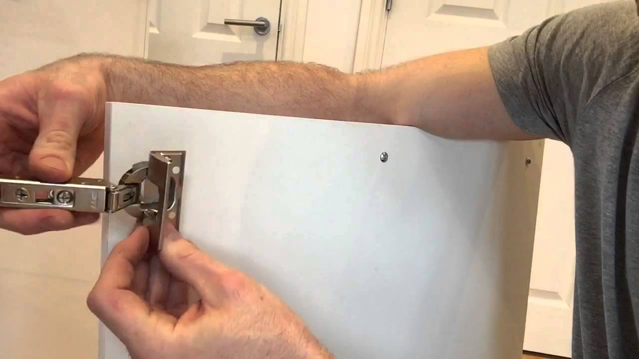 How To Remove An IKEA Kitchen Door.   YouTube