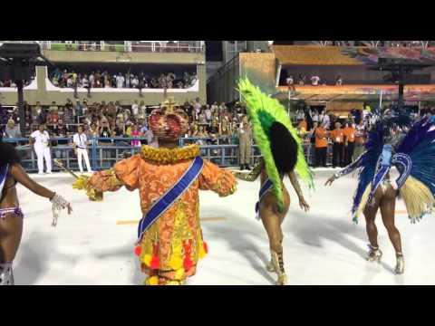 Carnival in Rio de Janeiro 2016!!