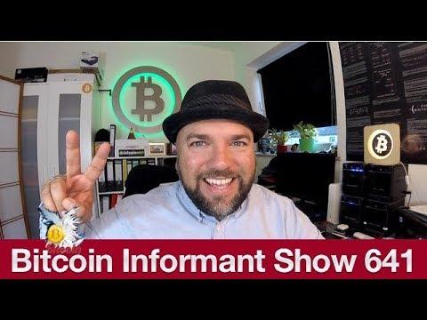 #641 Coinbase Custody Wachstum,  Bitcoin Adressen Rekord & Gemini Exchange im Rampenlicht