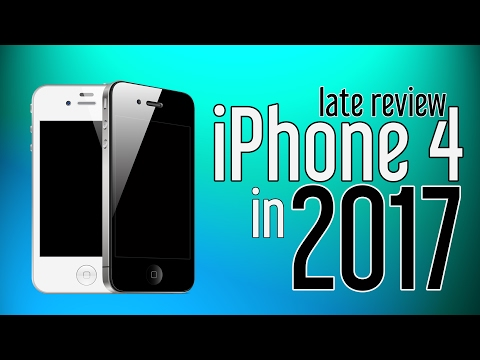 iPhone 4 in 2017? REVIEW (iOS 7.1.2)