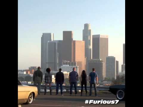 7 Seconds of Fast and Furious 7 Locations
