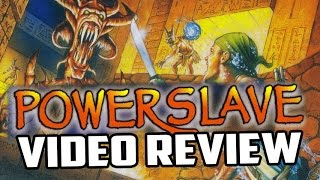 Retro Review - Exhumed/Powerslave PC & Playstation Game Review