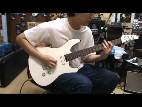 yamaha rgx a2 guitar drive sound demo youtube. Black Bedroom Furniture Sets. Home Design Ideas