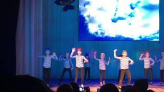 Группа по эстрадному танцу