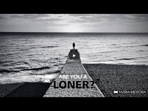 Are You A Loner?