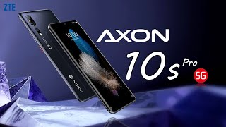 ZTE Axon 10s Pro (5G) First Look, Release Date, Teaser, Specifications, 12GB RAM, Camera, Features