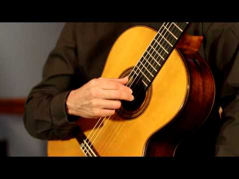 10. PAMI- How to Play Tremolo on Classical Guitar (technique lesson)