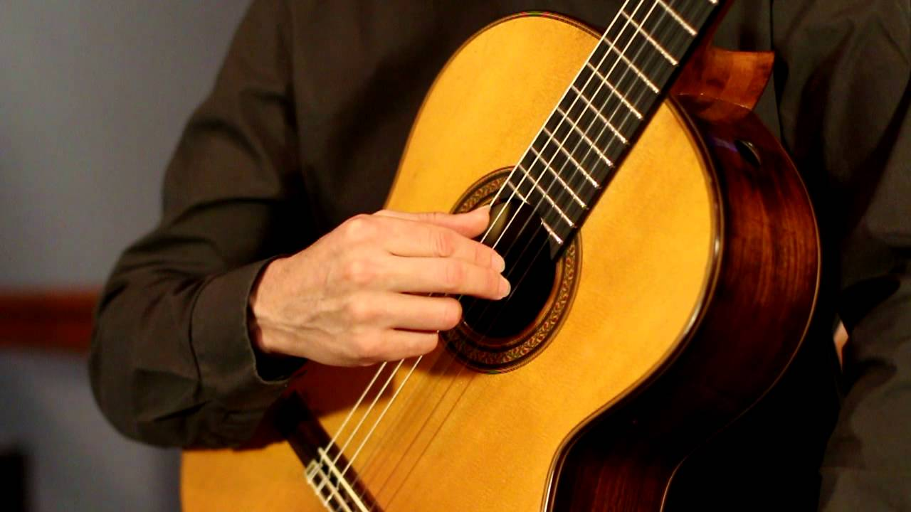 Classical Guitar Instruction - How to Study and Practice ...
