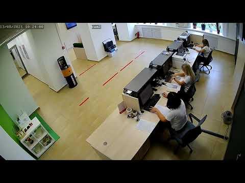 Офис, клиентская зона (день)