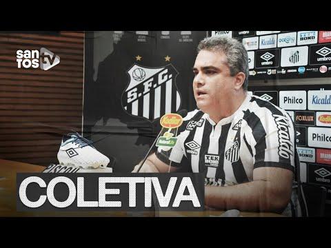 ORLANDO ROLLO | COLETIVA AO VIVO (20/11/20)