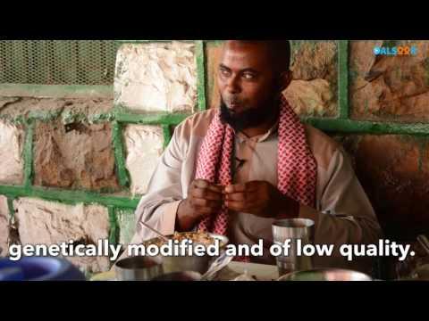 Isticmaalka cuntada wadaniga - Use of Somali national food