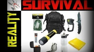 Basic Bug Out Bag By Optics Planet