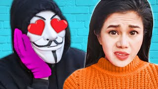 Hacker has a Crush on Me? Spending 24 Hours on a Date but I Already have a Boyfriend! Girl Struggles