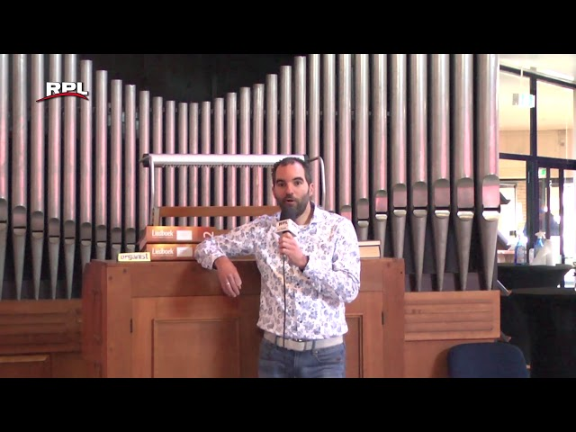 Top 2000 Thuiscafé 2020 in de Kruiskerk