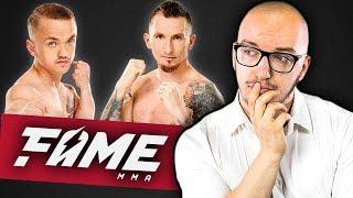 CO SĄDZĘ O WALKACH na FAME MMA 5?