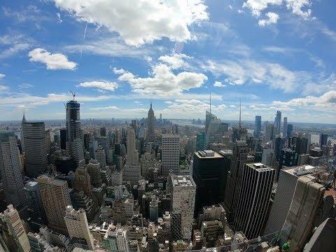 Exploring Midtown Manhattan Pt 2 |St. Patrick's Cathedral,  Top Of The Rock, 30 Rock Tour & More