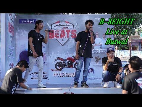 B–8EIGHT Band at Butwal | Alikati Alikati / K Yo Maya Ho | BEIGHT