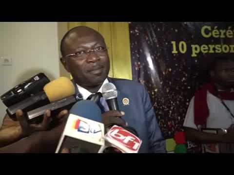 BURKINA FASO :  les 10 personnalités influentes de l'année 2018