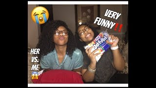 Chubby Bunny Challenge (Extremely Funny)