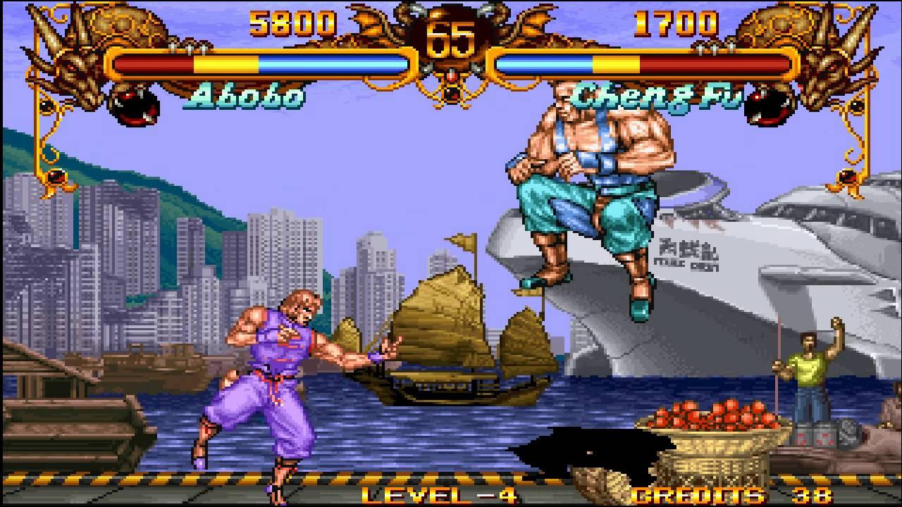 Double Dragon for Neo-Geo CD - GameFAQs