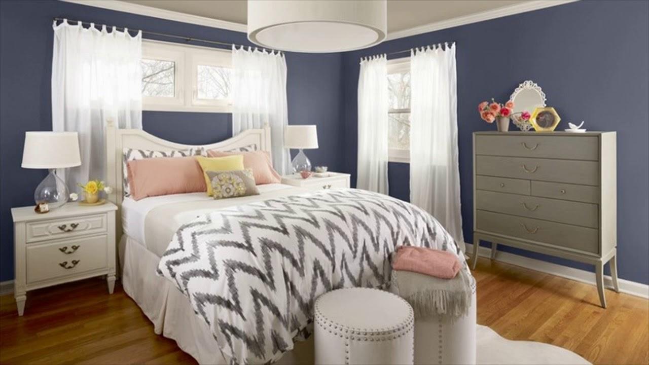 Cheap Interior Design Ideas Bedroom - YouTube on Cheap Bedroom Ideas  id=70359