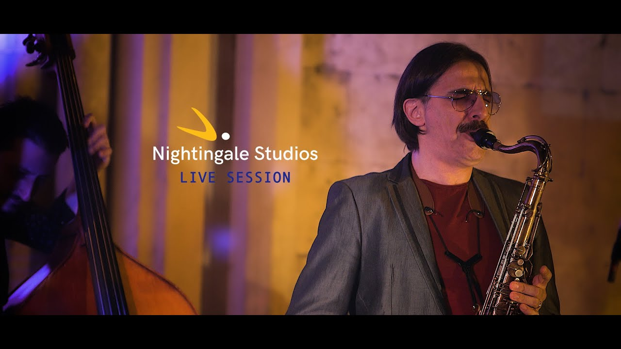 Max Ionata - Cyclic episode by Sam Rivers | Nightingale Live Session