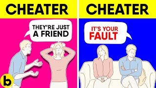 9 Lies A Cheater Will Always Tell