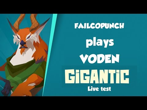 (Somewhat) Advanced Voden play from Gigantic