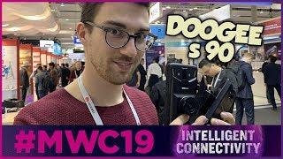 Doogee S90: il rugged modulare che stupisce! - MWC 2019