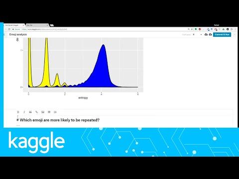 Kaggle Live-coding: Emoji Analysis (part 5)