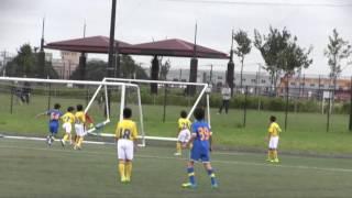 20161010 エスペランサJY B vs 富岡中学校(神奈川県U-13二部リーグ)