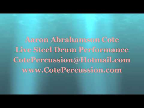 rhode-island-steel-drummer---aaron-abrahamson-cote---calypso/tropical-island-music