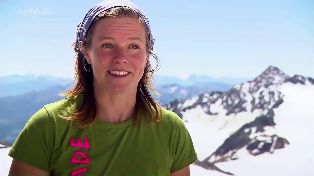 Die Alpen von oben - Vom Inntal ins Ötztal (Dokumentation)