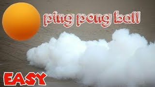 Simple Life Hack How To Make Smoke Bomb At Home | DIY