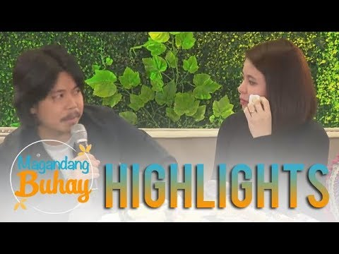 Magandang Buhay: Empoy gets emotional with her sister Meg