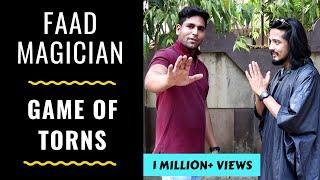 FAAD MAGICIAN- GAME OF TORNS | RJ ABHINAV thumbnail