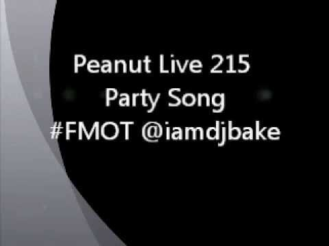 DJ Bake - Peanut Live 215 ( Party Song )