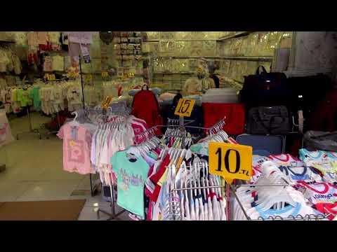 #26 Цены на детские вещи в Турции. Рынок Анкары. Бросовые цены за качество. Распродажи в Турции