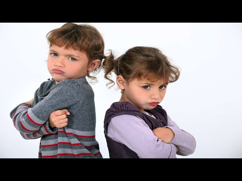 Dealing with Your Kids' Sibling Rivalry | Child Anxiety