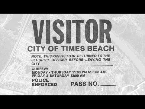 The Cover Up at Times Beach